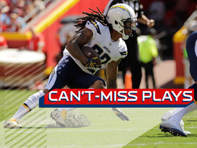Can't-Miss Play: Jason Verrett interception