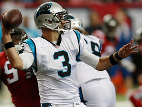 Derek Anderson finds Corey Brown for 16-yard TD on 4th down