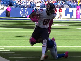 Cameron Meredith goes for 30 yards