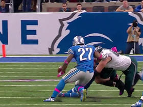 Ryan Mathews makes key fumble, keeps Lions' hopes alive