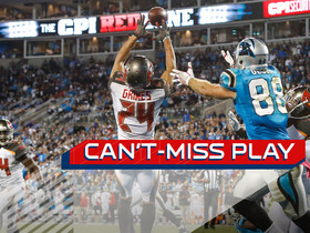 Can't-Miss Play: Grimes robs TD with leaping INT