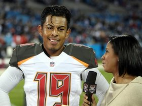 Should the Bucs worry about Aguayo?