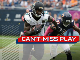 Can't-Miss Play: Arrelious Benn stuns Bears with 51-yard TD