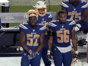 Perryman searches out culprit of foul sideline smell