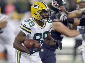 Ty Montgomery accelerates for 30-yard run
