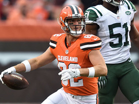 McCown finds Barnidge over the middle for 32 yards