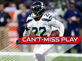 Can't-Miss Play: Seattle executes double pass to perfection