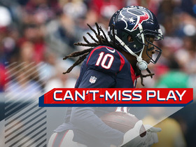Can't-Miss Play: Hopkins only needs one hand