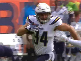 Derek Watt goes 53 yards for Chargers