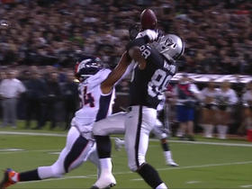 Brandon Marshall breaks up would-be TD in end zone