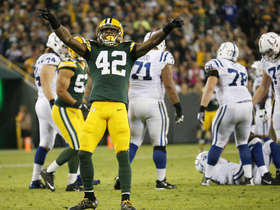 'Sound FX': Morgan Burnett mic'd up for Week 9 loss to Colts in 2016