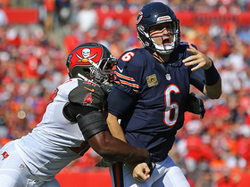 Noah Spence strips Jay Cutler on sack, Bucs recover