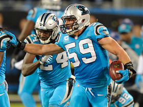 Panthers block kick; Bradberry penalty negates TD