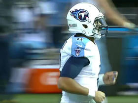 Marcus Mariota finds Rishard Matthews for 35 yards