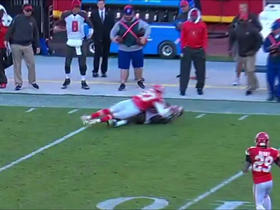 Jameis Winston converts yet another third down to Mike Evans