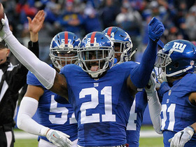 Landon Collins seals Giants win with an interception