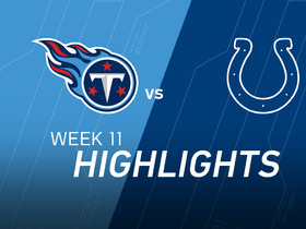 Titans vs. Colts highlights