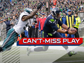 Can't-Miss Play: Russell Wilson trick play TD catch