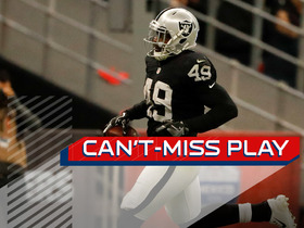 Can't-Miss Play: Olawale dashes for 75-yard TD