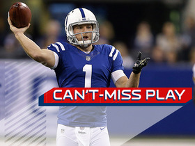 Can't-Miss Play: Pat McAfee executes fake punt to perfection