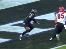 Andy Dalton connects with Tyler Eifert for 3-yard TD