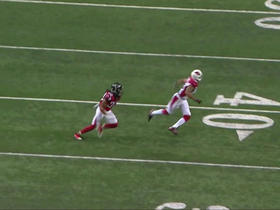 Michael Floyd makes reception for a gain of 19 yards