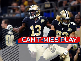 Can't-Miss Play: Trick play! Willie Snead throws 50-yard TD pass