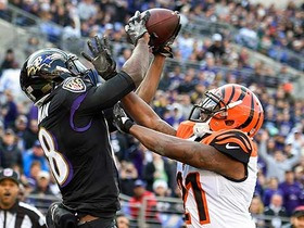 Breshad Perriman shows off world-class speed on 53-yard TD