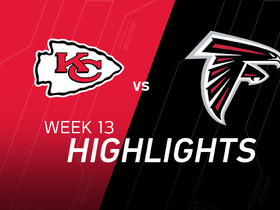 Chiefs vs. Falcons highlights