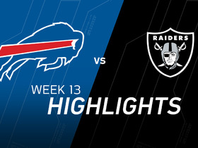 Bills vs. Raiders highlights