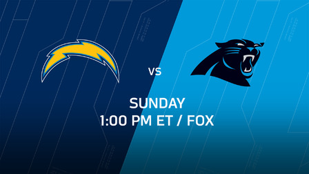 Chargers Or Panthers For The Win Nfl Rush