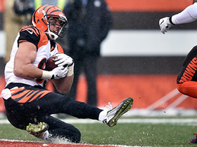 Andy Dalton finds Tyler Eifert again for 5-yard TD