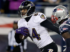 Ravens take advantage of turnover, Flacco throws 3-yard TD pass