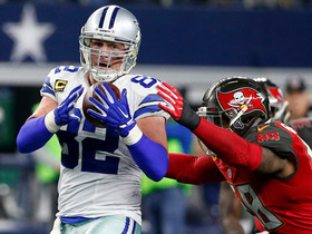 Jason Witten is now 7th in all-time NFL receptions with 6-yard catch