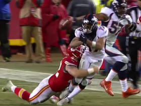 Anthony Sherman forces big turnover on special teams