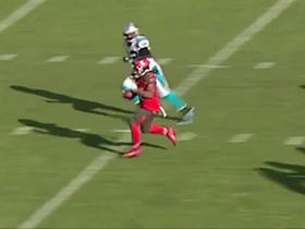 Jacquizz Rodgers gains 17 yards