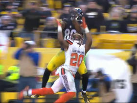 Landry Jones airs one out to Darrius Heyward-Bey for 46 yards