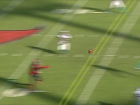 Jameis Winston finds Russell Shepard for 20 yards
