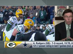 Casserly: Cowboys need to keep Rodgers in the pocket