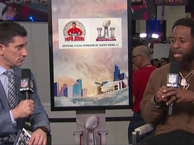 Jeremy Kerley: 'I feel at home' with the 49ers