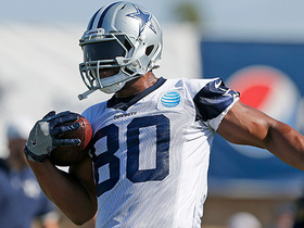 Rico Gathers sent off field for fighting at Cowboys camp