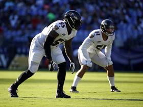 Brandon Williams: Ravens defense is solid and stacked