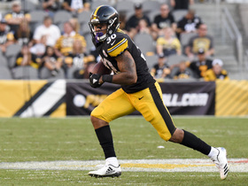 Nate Burleson: James Conner is looking pretty good