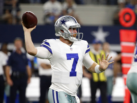 Underappreciated storyline: Cooper Rush