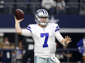 Preseason Week 3 standout- Cooper Rush