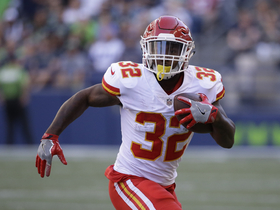 Ian Rapoport: Spencer Ware getting a second opinion on knee injury