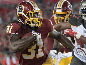 Rapoport: The Redskins actively tried to trade Matt Jones for weeks