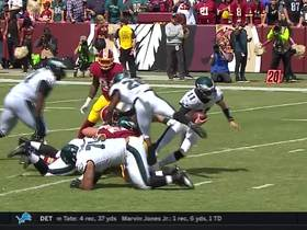 Kerrigan and Ioannidis converge for sack of Wentz