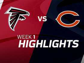 Falcons vs. Bears highlights | Week 1