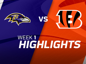 Ravens vs. Bengals highlights | Week 1